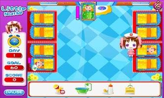Screenshot of Little Nurse