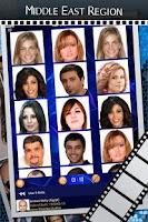 Screenshot of VIP Face Match