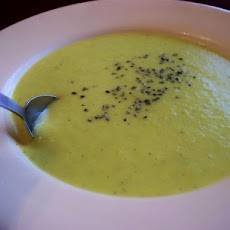 Cream of Leek Soup
