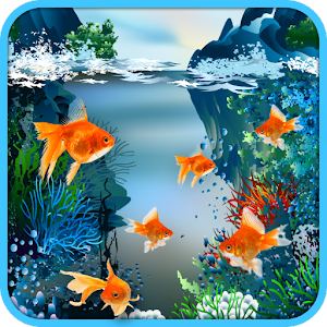App real fish live wallpaper apk for kindle fire for Fish live game