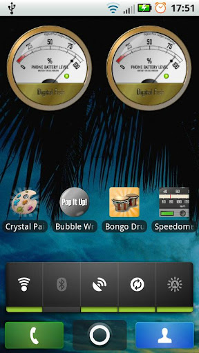 【免費生活App】電池儀表部件-APP點子
