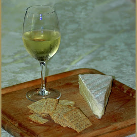 Afternoon Snack by Sue Baxter Fitz - Food & Drink Alcohol & Drinks
