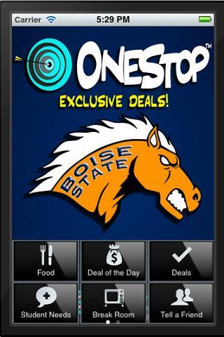 OneStop Boise State Deals