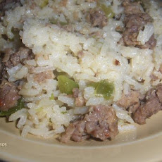 Sausage and Rice Bake