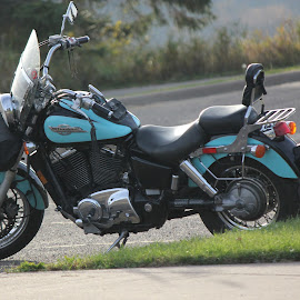 by Dawn Price - Transportation Motorcycles
