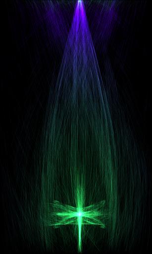 Energy Art Live Wallpaper - screenshot