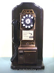 Paystations - Western Electric D18057 Bronze