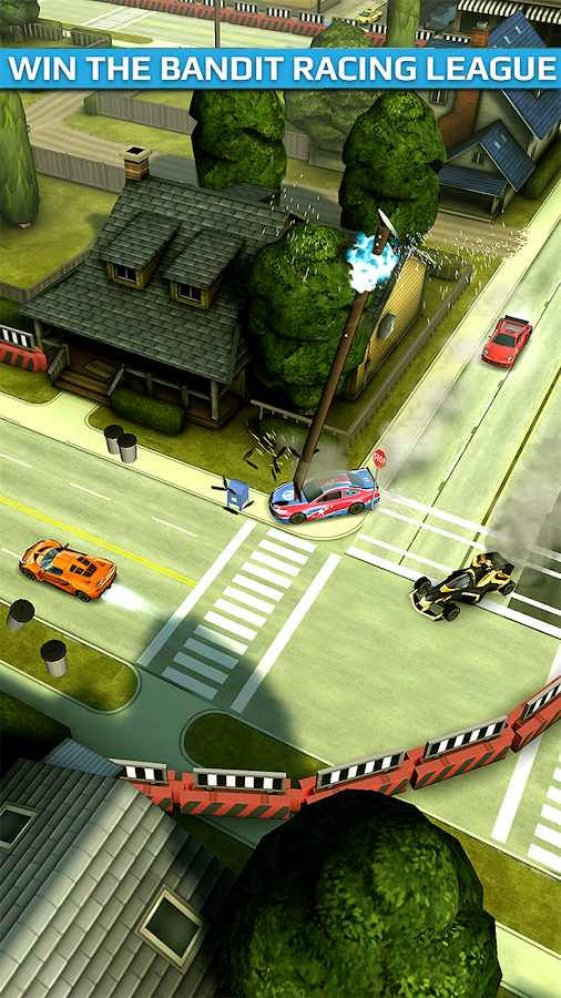 Smash Bandits Racing Screenshot 7