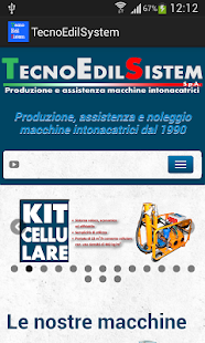 TecnoEdilSistem - screenshot