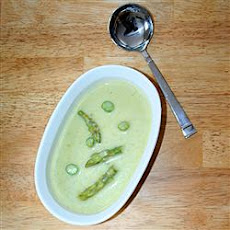 Asparagus Potato Soup