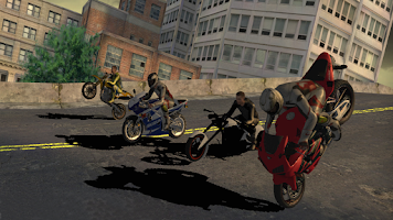 Screenshot of Race Stunt Fight 3!    ★FREE★