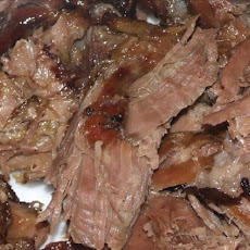 Crock Pot Leg of Lamb