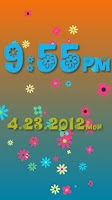 Screenshot of Alarm Clock ! Flower Flow !
