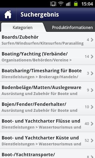 boot Düsseldorf 3D App