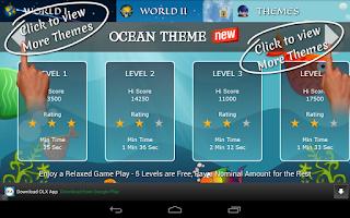 Screenshot of Vocabul Jumble (Word Jumble)