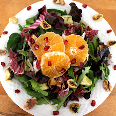 Festive Clementine and Avocado Salad