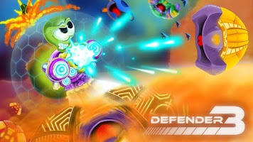 Screenshot of Space Defense - Shooting Game