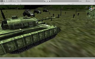 Screenshot of Soldier VS. Zombies
