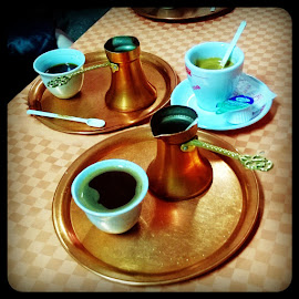 Bosnian coffee by Emina Dedić - Food & Drink Alcohol & Drinks ( break, esspresso, coffee, bosnian )