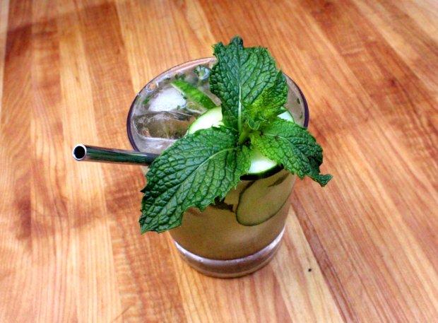 Kentucky Maid Cocktail