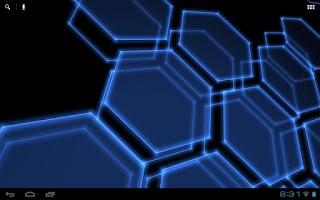 Screenshot of Digital Hive Free LWP