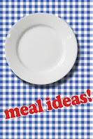 Screenshot of Meal Ideas