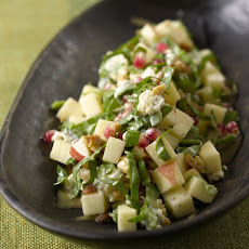 Chopped Apple Salad Recipe