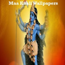 Maa Kali Wallpaper App