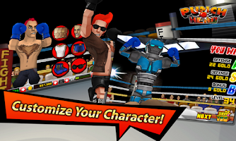 Screenshot of Punch Hero