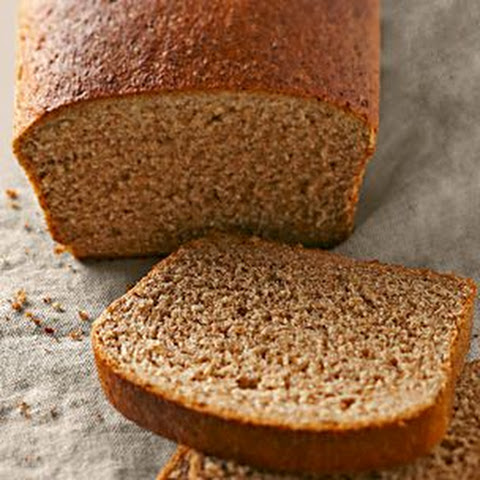 Honey-Wheat Sandwich Bread