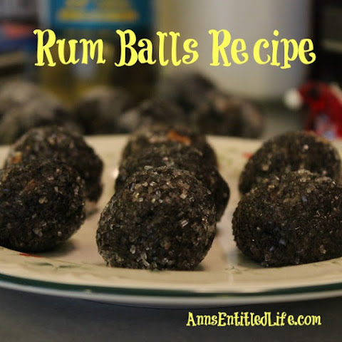 10 Best Rum Balls Without Vanilla Wafers Recipes | Yummly