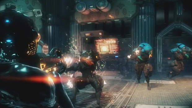 Could Warframe be coming to the Xbox One?