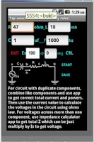 Screenshot of AC Series Circuits