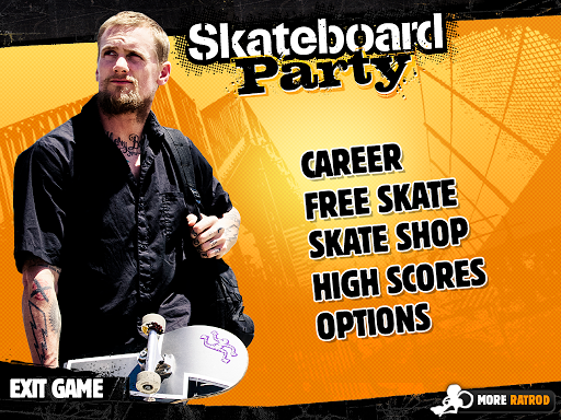 Mike V: Skateboard Party - screenshot