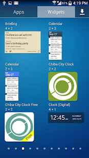 Chiba City Clock Free - screenshot