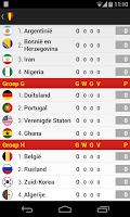 Screenshot of De Rode Duivels - WK 2014