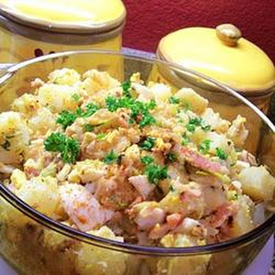 Hot German Potato Salad I