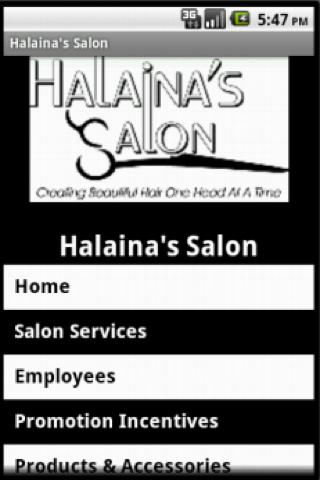 Halaina's Salon Myrtle Beach