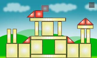 Screenshot of Wood Blocks (Puzzle) for Kids