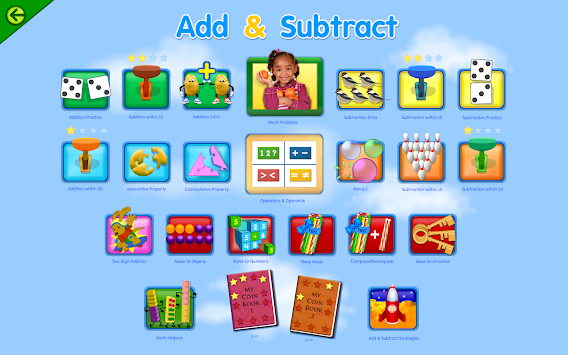 Starfall FREE APK screenshot thumbnail 22