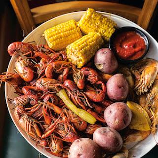 Cajun Seafood Sauces Recipes