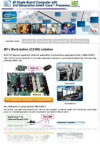 IEI 3rd Generation CPU V.2