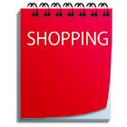 Shopping Memo Book icon