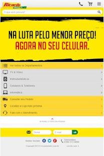 App Ricardo Eletro APK for Kindle