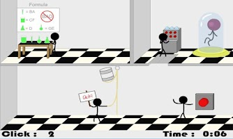Screenshot of Stickman Creative death 2