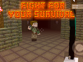 Screenshot of Block Island Survival Games