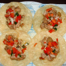 Crock Pot 'carnitas'