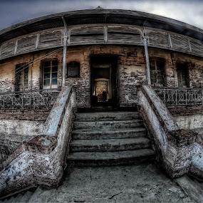 CAPE BOJEDOR by Chase Alog - Buildings & Architecture Decaying & Abandoned