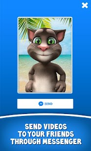 Download Talking Tom for Messenger APK for Android Kitkat