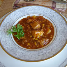 Mrs. Wilkes' Boarding House Brunswick Stew